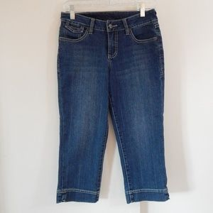 JAG JEANS classic fit capri cropped crop 4